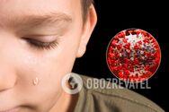 В Україні від COVID-19 помер 8-річний хлопчик