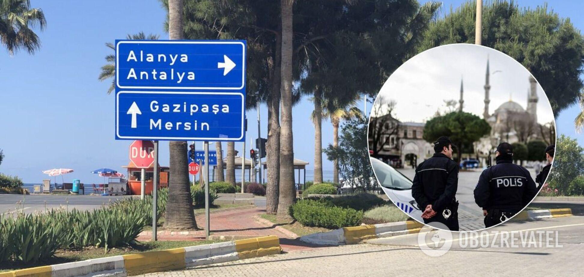 У Туреччині автобус з туристами потрапив у ДТП: постраждала українка