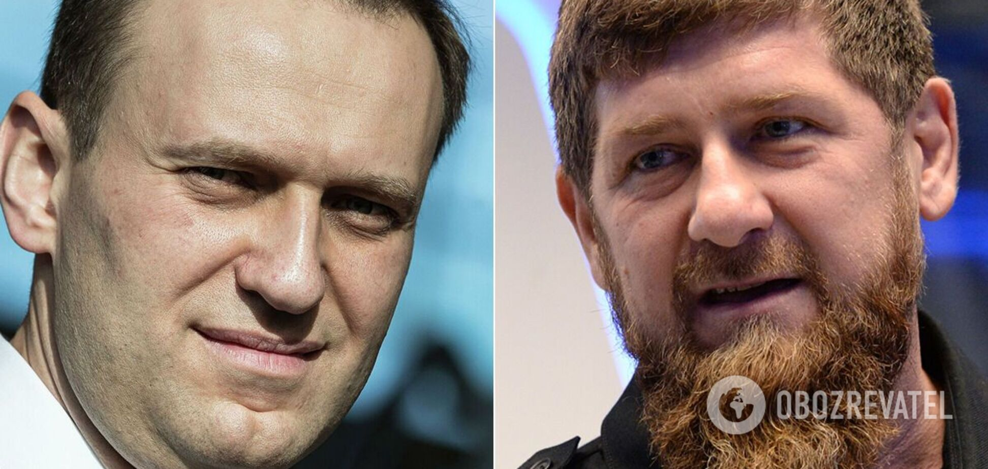 Кадыров обратился к Навальному из-за его слов о Путине