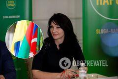 Марченко розповіла про підтримку Україною Азербайджану