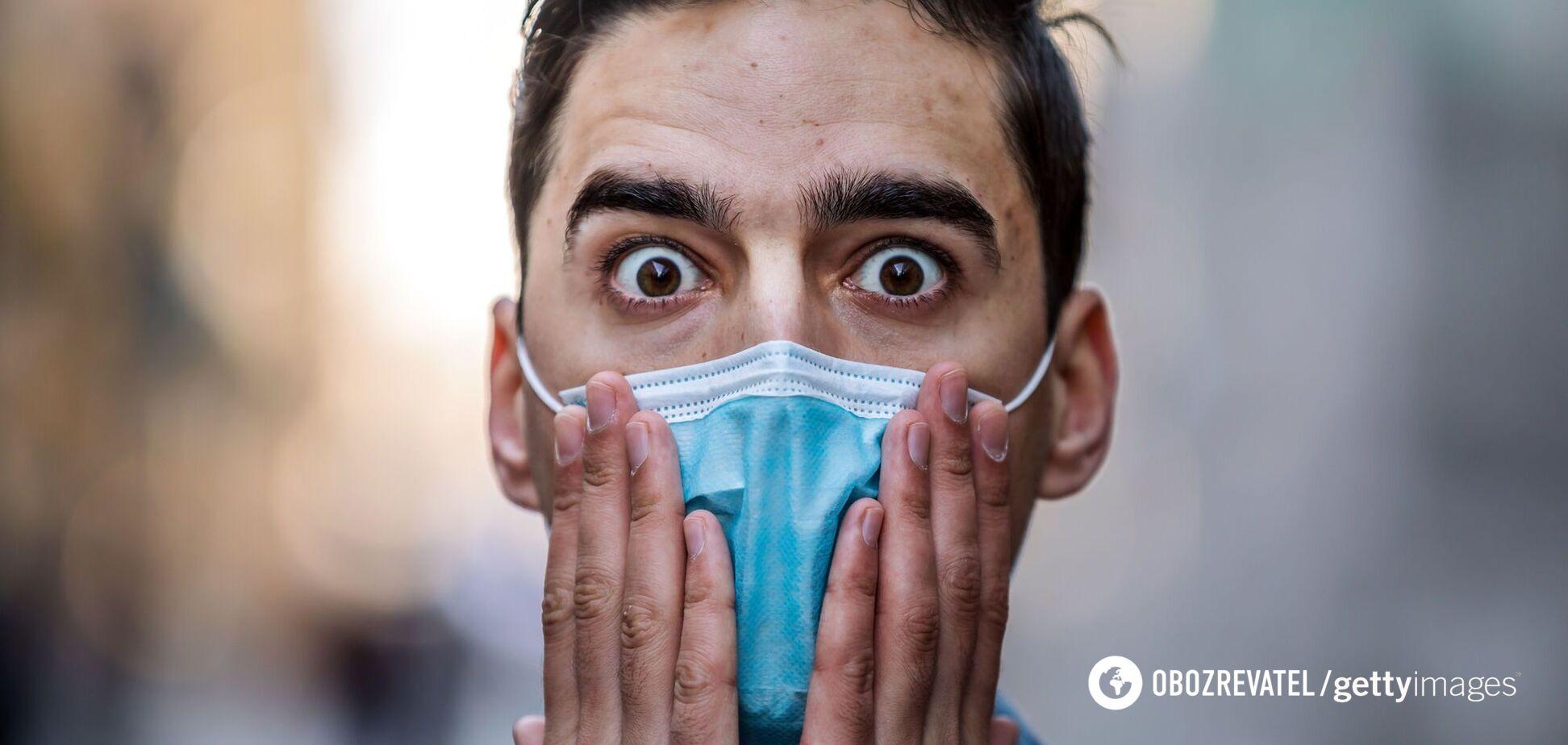 Названо ймовірні суперрозповсюджувачі коронавірусу