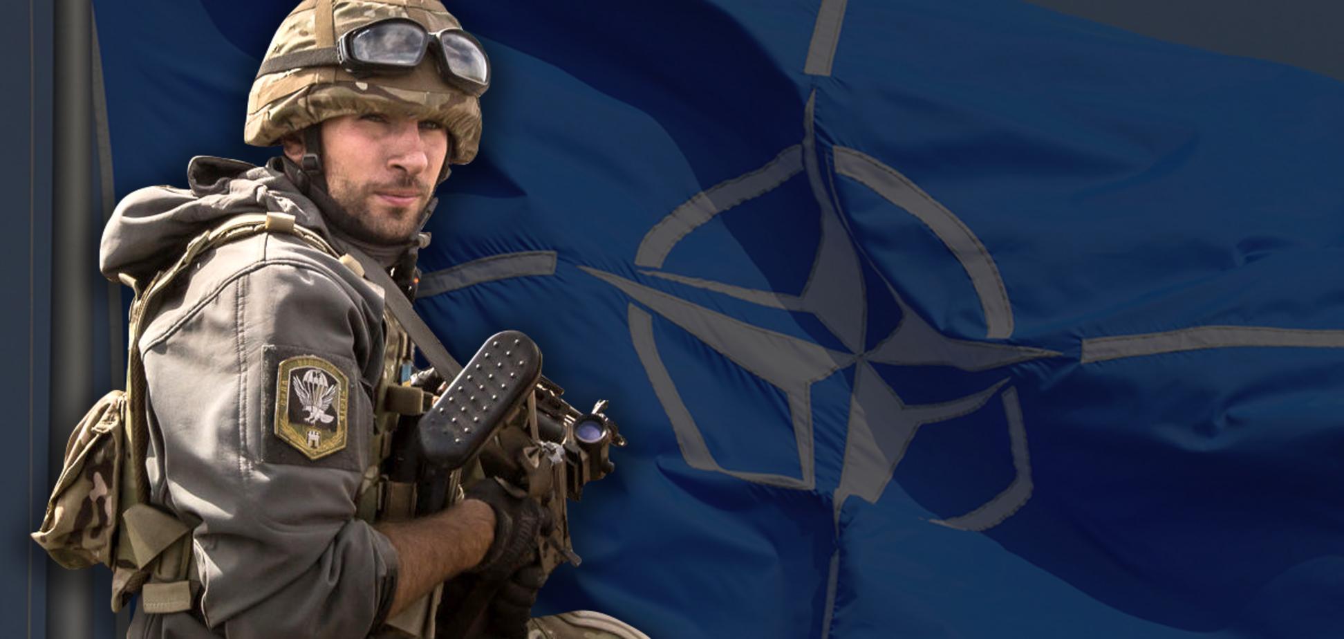 Сергей Кривонос считает, что военные базы НАТО уже можно разместить в Украине