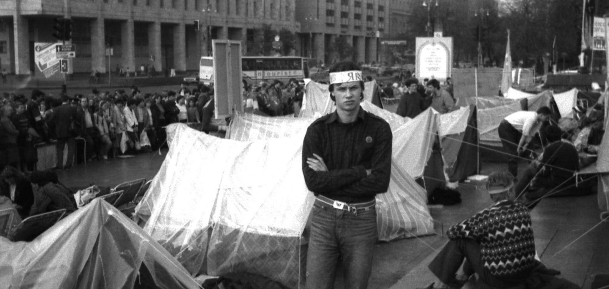 Революция на граните началась 30 лет назад