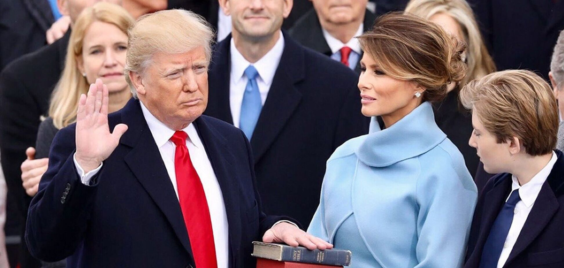 Дональд и Мелания Трамп заболели коронавирусом