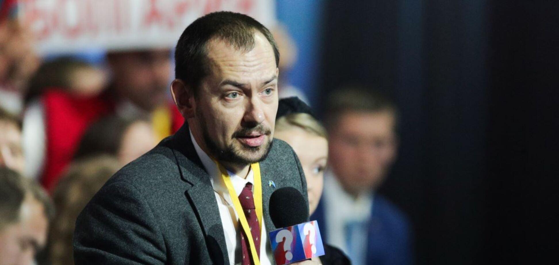 Роман Цимбалюк у прямому ефірі Ехо Москви назвав Росію окупантом