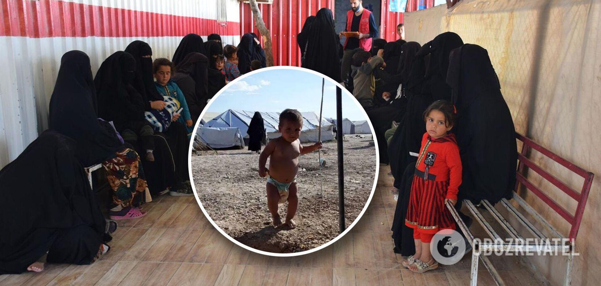 Ела траву и пила воду из реки: украинка пережила ад в Сирии и застряла в лагере для беженцев. Эксклюзив