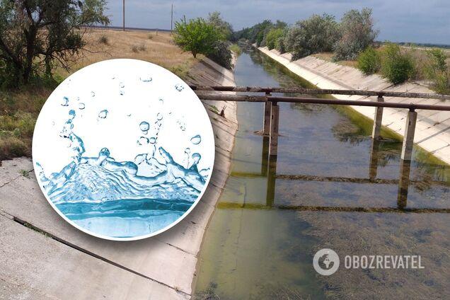 У Криму продовжують пересихати річки і водосховища. Опубліковано карту