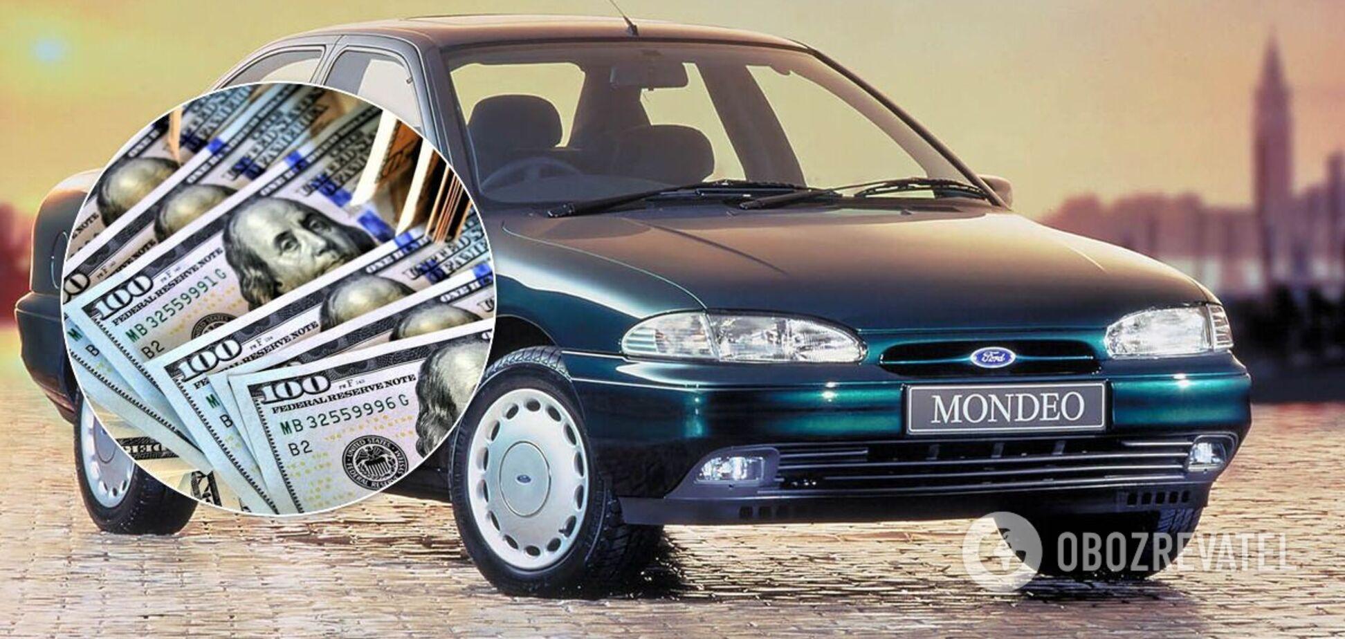 Ford Mondeo – один із найдоступніших вживаних авто в Україні