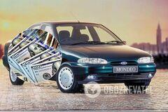 Ford Mondeo – один из наиболее доступных б/у авто в Украине