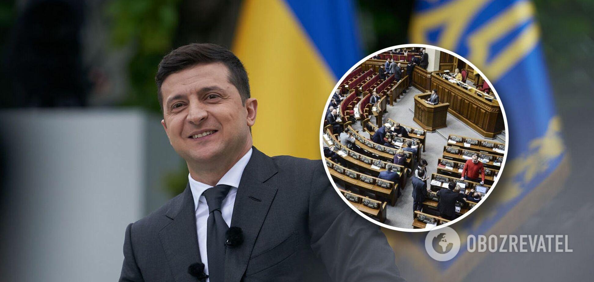 Пообещал вернуть Крым и послал несогласных в Россию: главные месседжи ежегодного обращения Зеленского