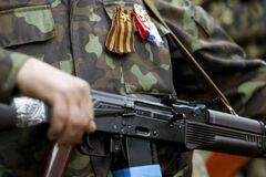 боевики Донбасса