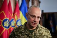 Главнокомандующий Вооруженными силами Украины, генерал-полковник Руслан Хомчак