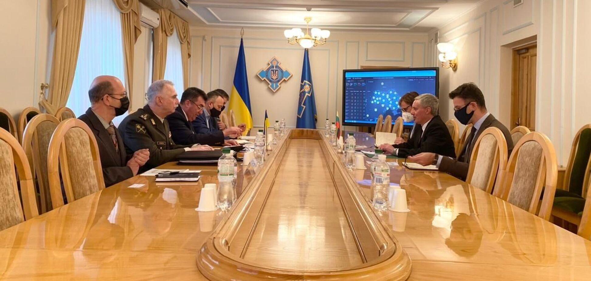 Украина активизирует сотрудничество в рамках 'Люблинского треугольника'