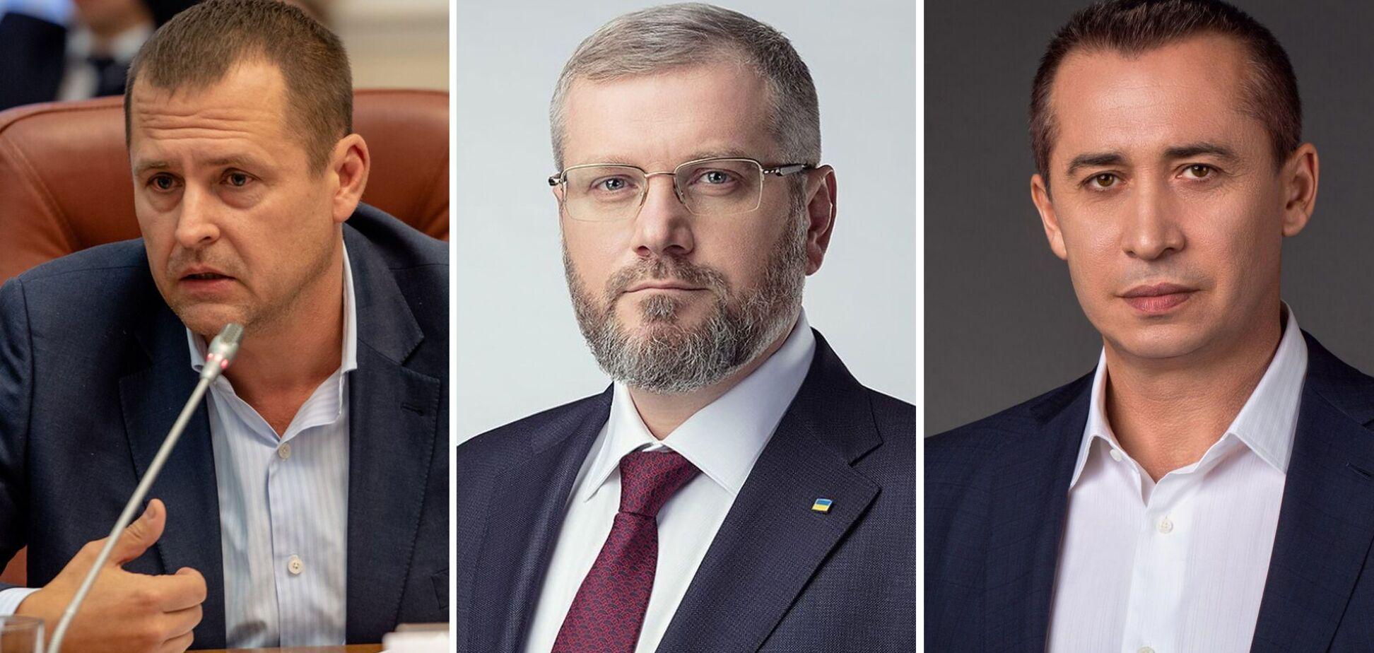 Действующий мэр Борис Филатов своим главным конкурентом на выборах считает Александра Вилкула
