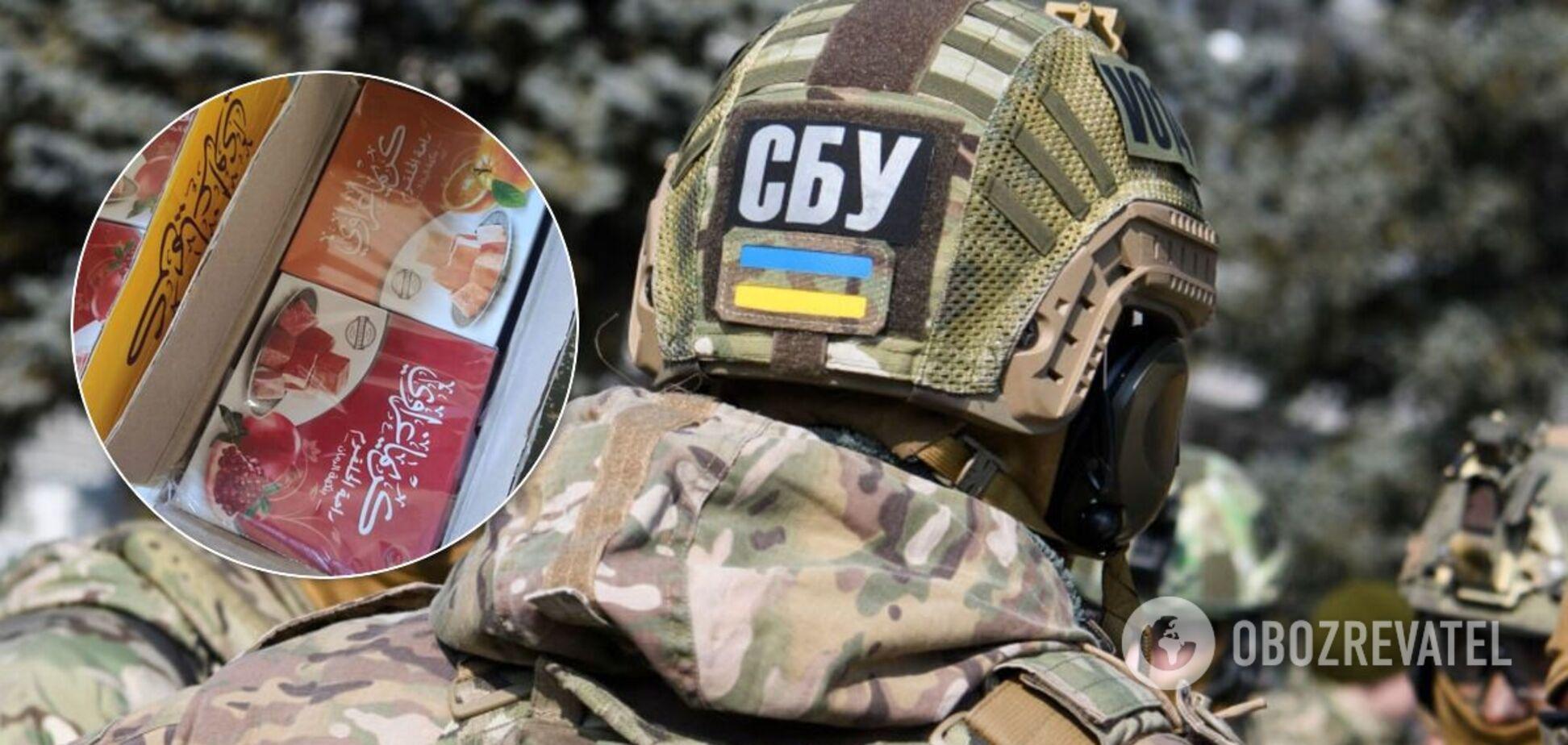СБУ затримала в Одесі наркоділків