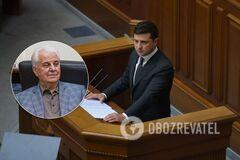 Кравчук – про звіт Зеленського: Україні потрібні військово-морські бази, на Путіна можна тиснути