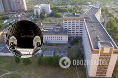 Самоубийство в Киеве
