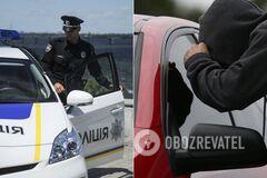 На Днепропетровщине полицейского избили кирпичом до потери сознания