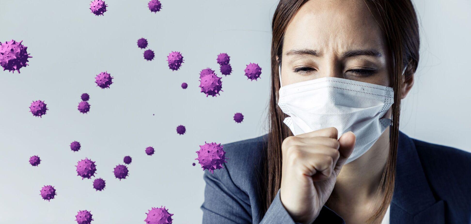 Часто під час коронавірусної хвороби зникає нюх