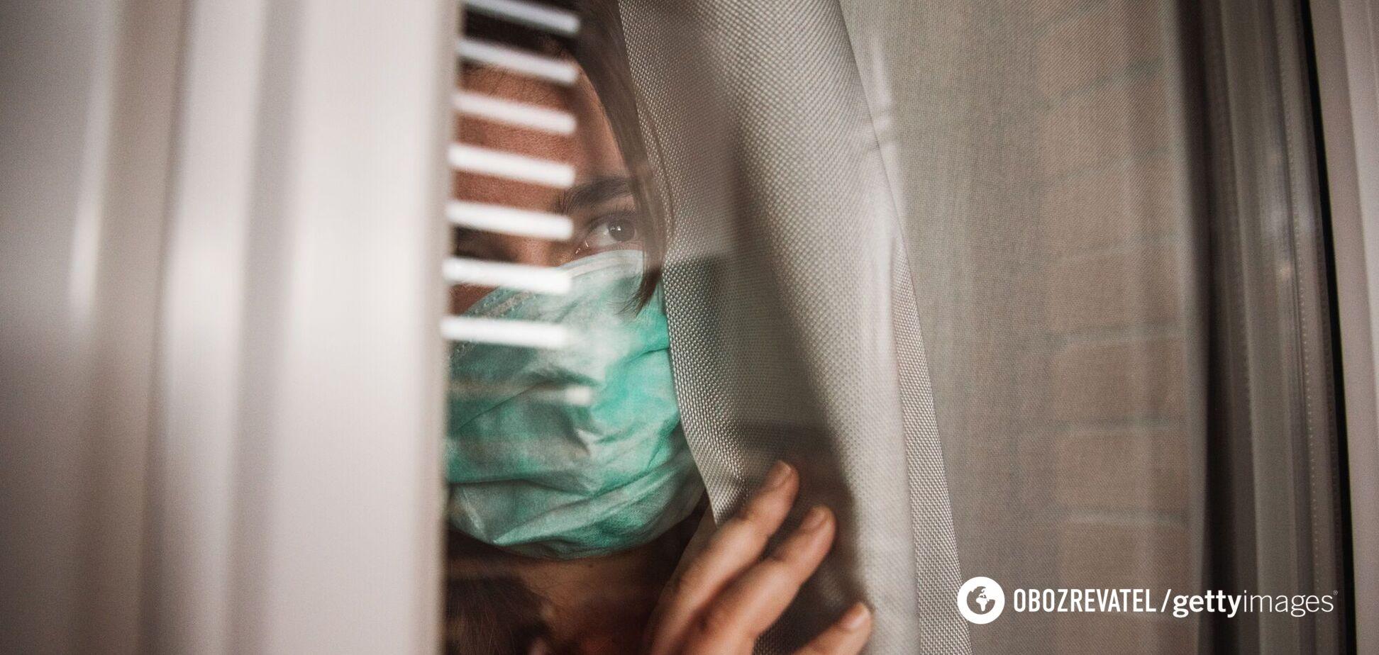 Названы условия возвращения Украины к строгому карантину