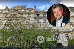 В Париже ограбили квартиру российского олигарха