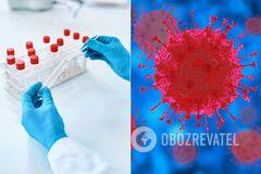 Тест на коронавирус