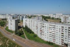 В СССР строили преимущественно 9-этажные дома высотой 28 метров