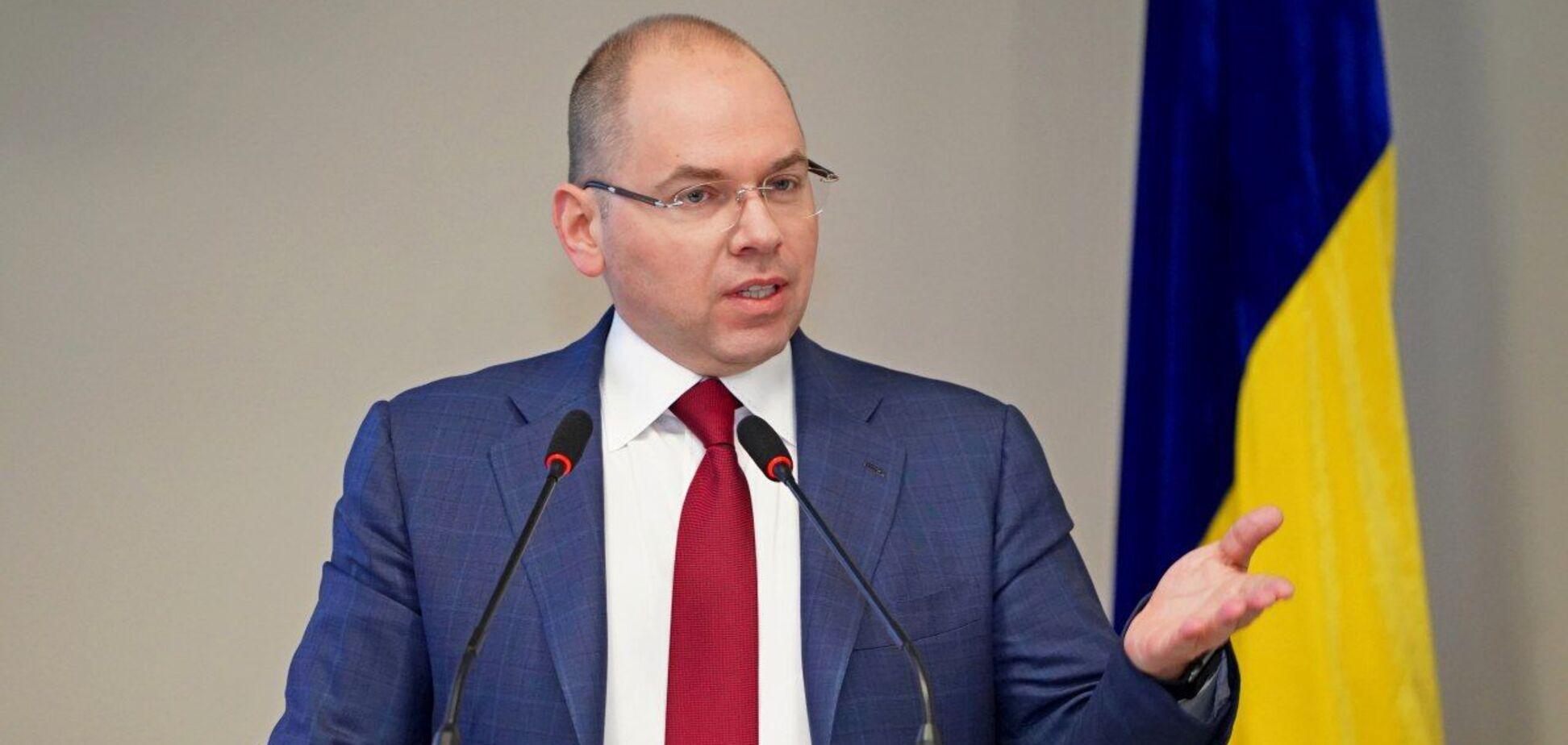 Максим Степанов выступил перед Верховной Радой