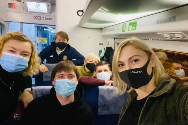 'Слуги народа' поехали на Донбасс