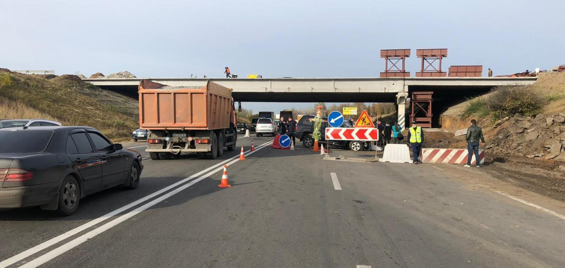 В Украине приняли Стратегию по безопасности дорожного движения