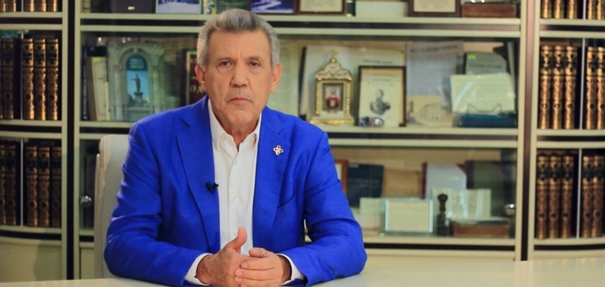 Ківалов – про вибори в Одесі: на нас чекає справжній бій за кожен голос. Відео