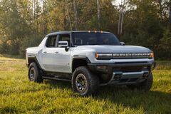 General Motors представив електромобіль Hummer і назвав його ціну