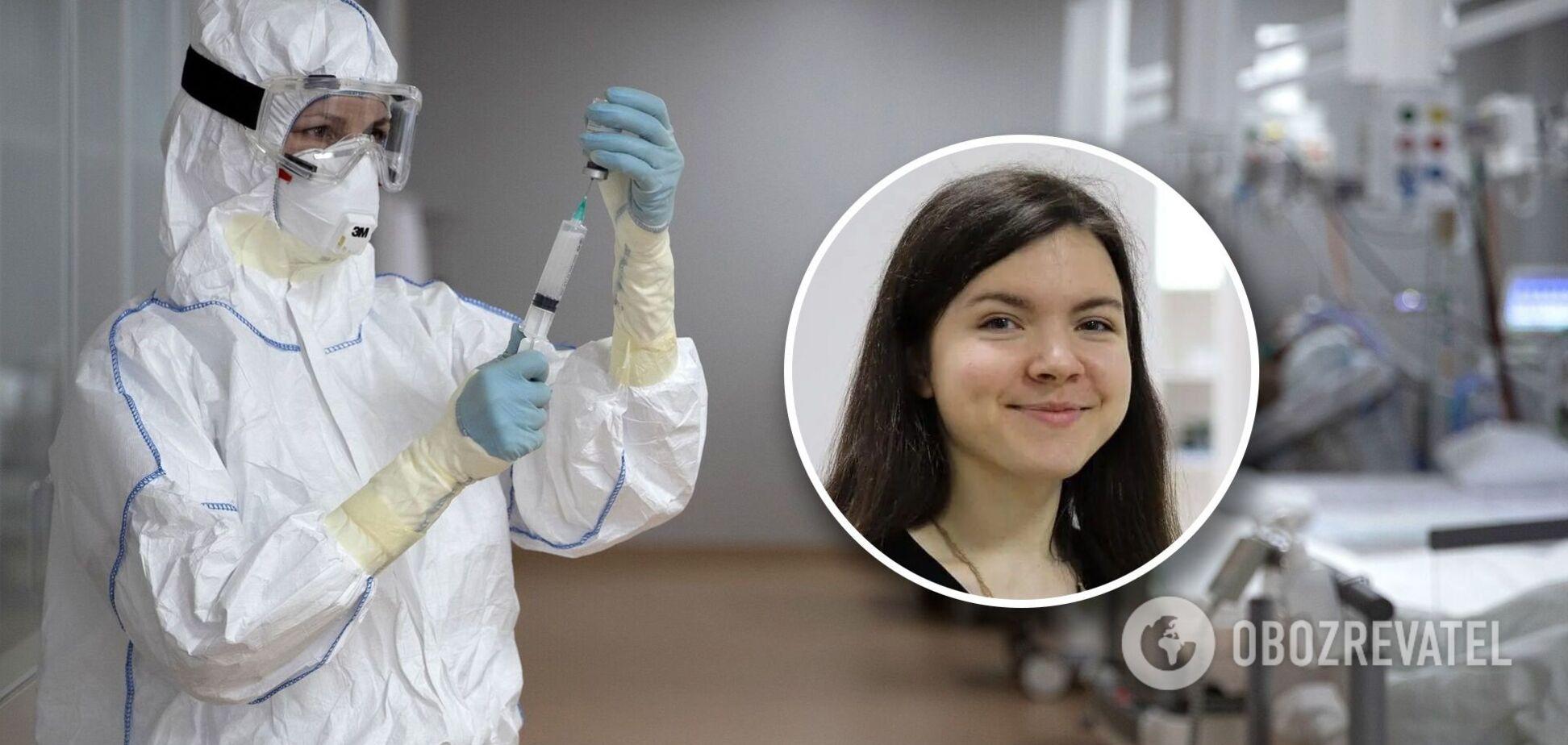 21-річна активістка Інна Волкова померла від рідкісного аутоімунного захворювання Гієна – Барре, спровокованого коронавірусом