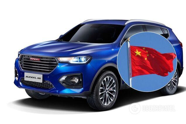 В Украине много китайских машин на разный кошелек: есть бюджетные седаны, кроссоверы и даже пикапы