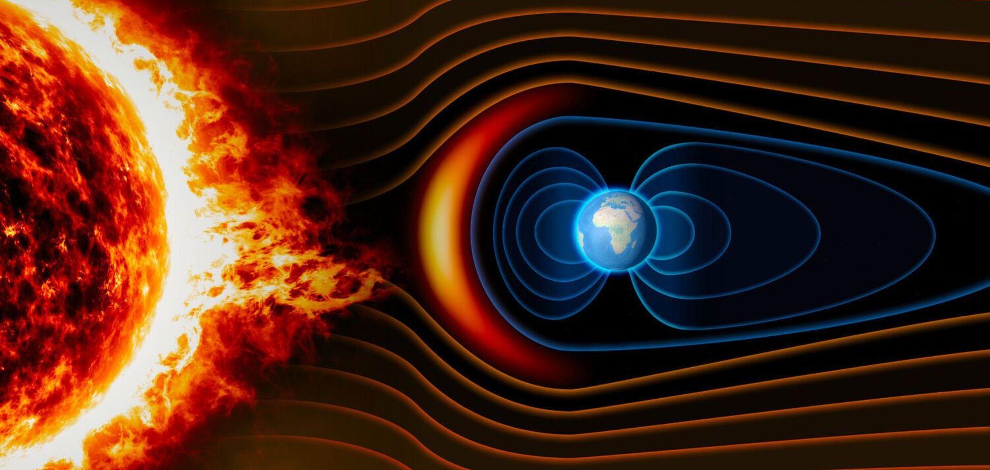Землю накрили потужні магнітні бурі