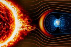 Землю накрыли мощные магнитные бури
