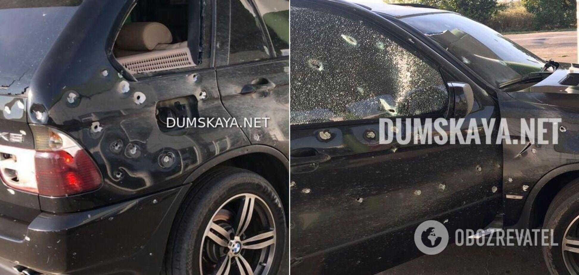 Під Одесою підірвали авто Андрія Бабенка