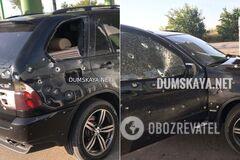 Под Одессой взорвали авто Андрея Бабенко