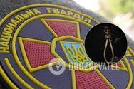 В центре Киева нашли повешенным бойца Нацгвардии. Видео