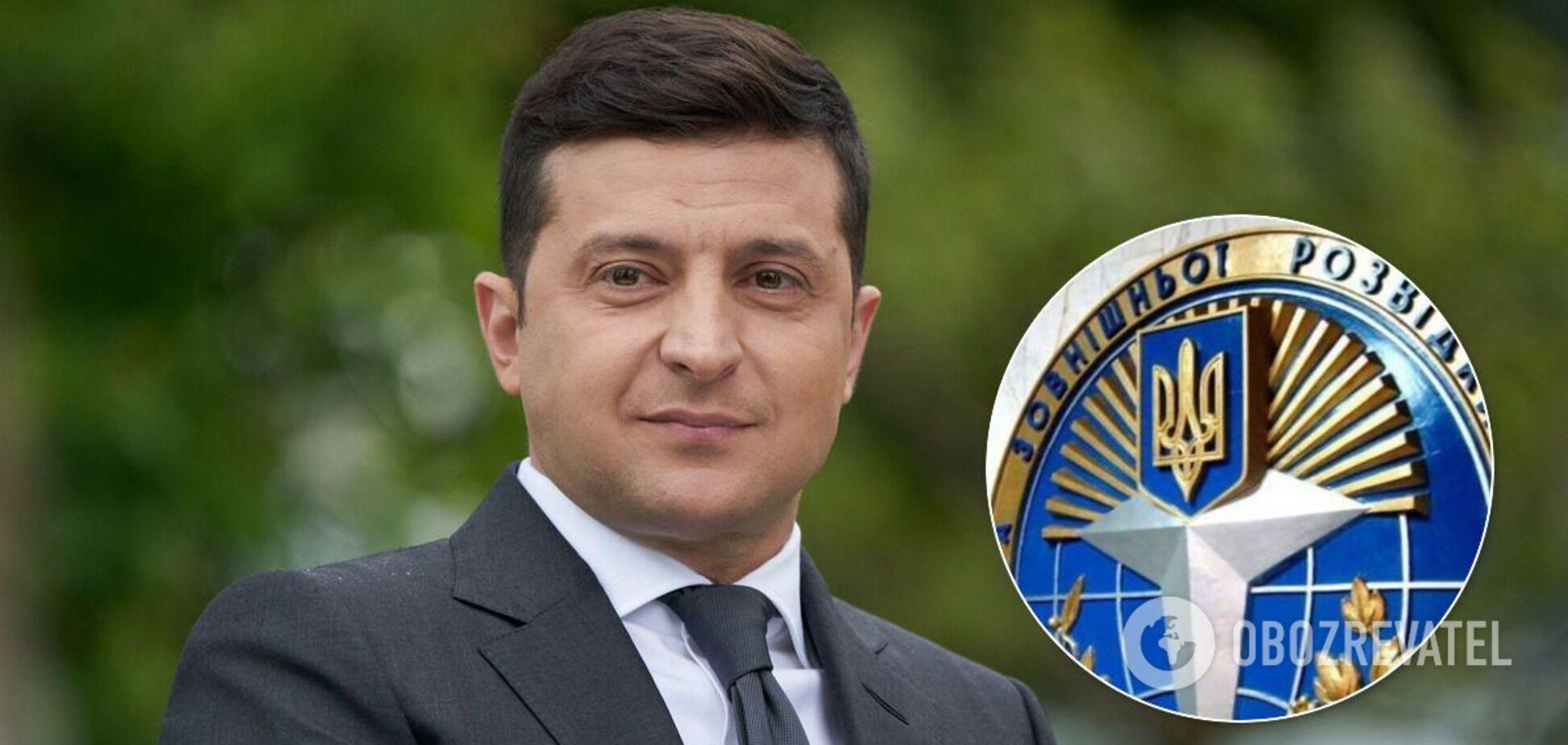 Зеленський підписав закон 'Про розвідку', необхідний для руху в НАТО