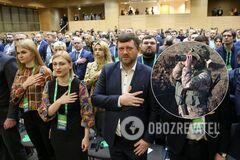 'Слуги народу' приїхали на Донбас