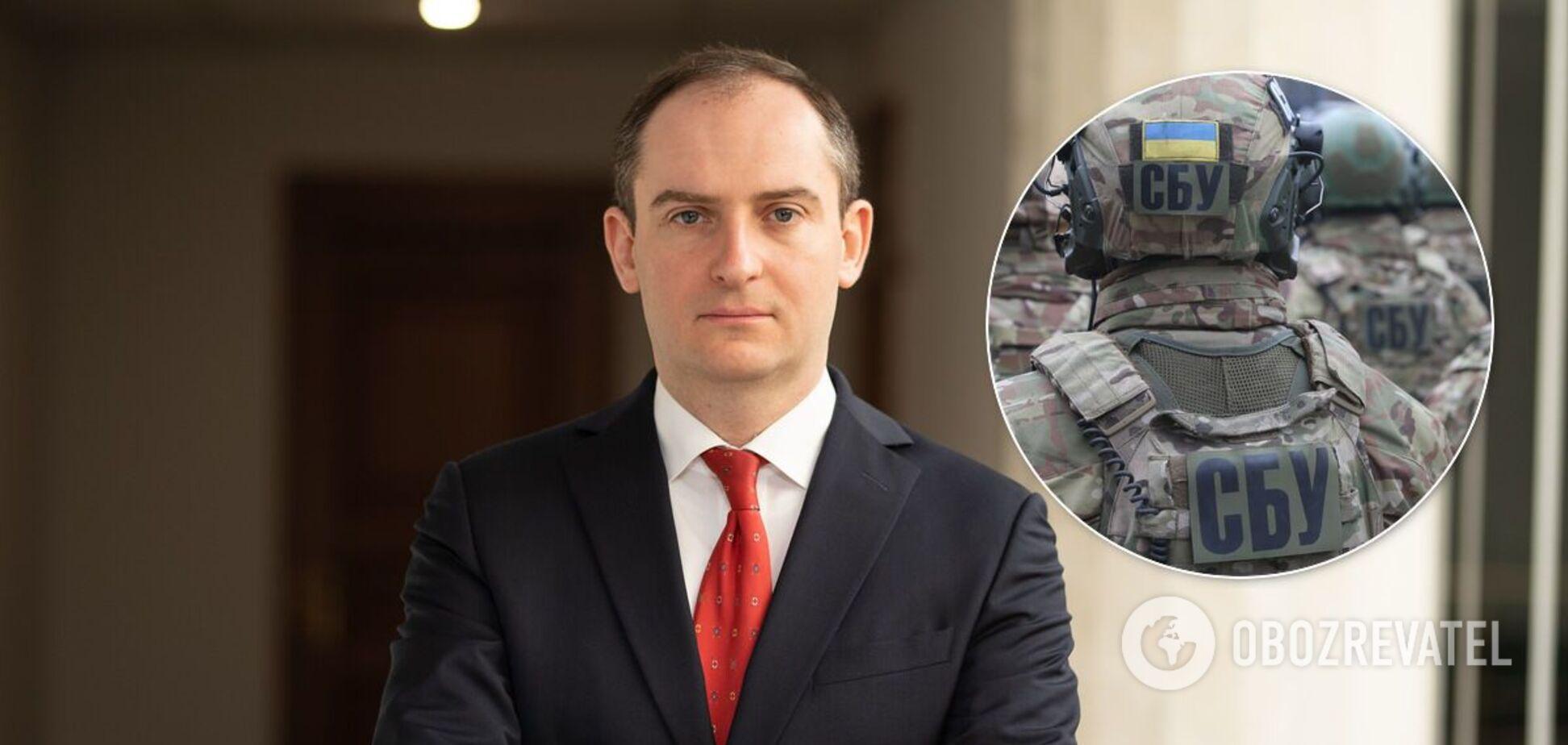 Ексголова податкової Верланов назвав фейком інформацію про затримання СБУ