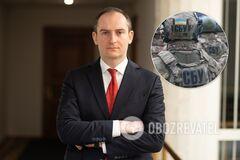Экс-глава налоговой Верланов назвал фейком информацию о задержании СБУ
