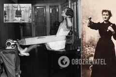 Фитнес 1900-х годов