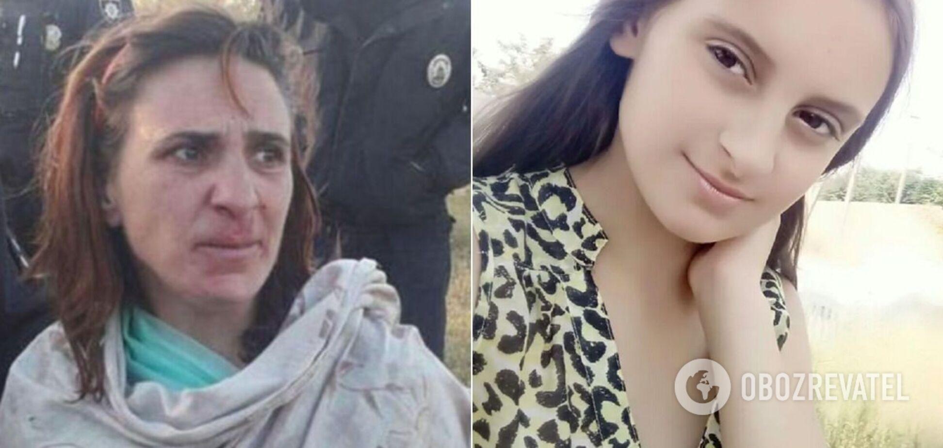 Мать убила дочь в Харьковской области