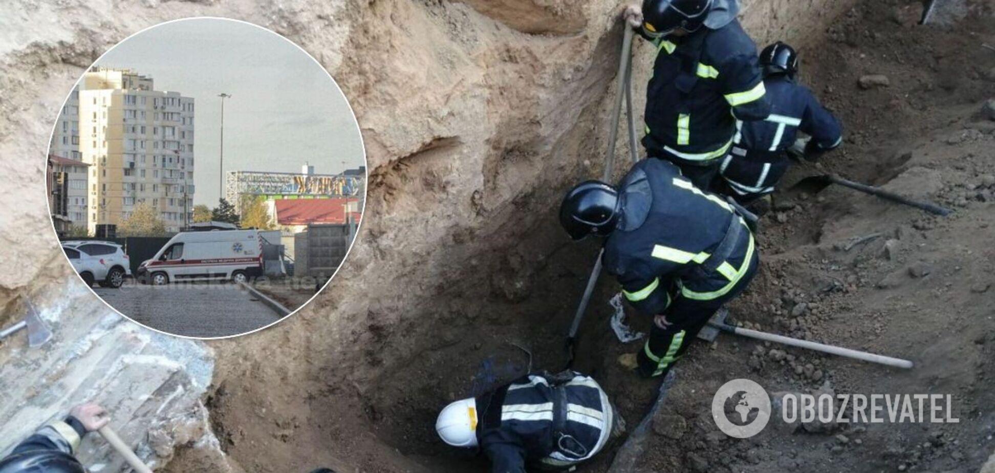 В Одессе погибли два строителя