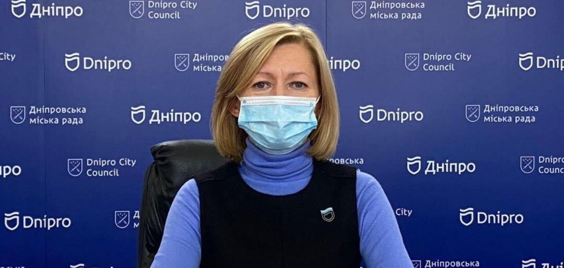 Оксана Салогуб сообщила о соблюдении мер инфекционной безопасности во время выборов