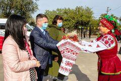 В Днепре после реконструкции открыли культурно-молодежный центр 'Краснополье'