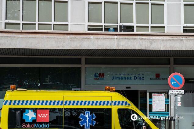 В Іспанії вже понад мільйон заражених коронавірусом