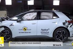 Новий електромобіль VW перетворили на 'биток': що показало зіткнення